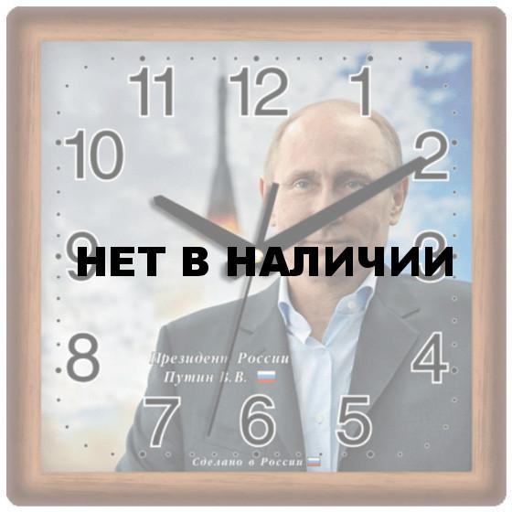 Настенные часы Алмаз 644