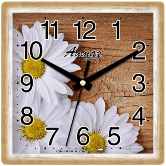 Настенные часы Алмаз 375