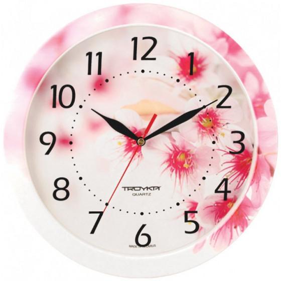 Настенные часы Troyka 11000019