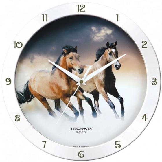 Настенные часы Troyka 11110023