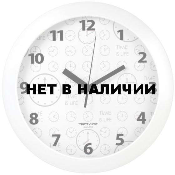 Настенные часы Troyka 11110116