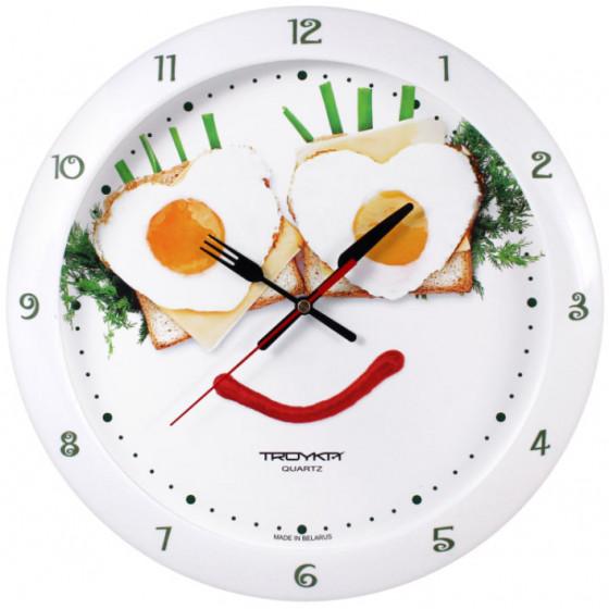 Настенные часы Troyka 11110133