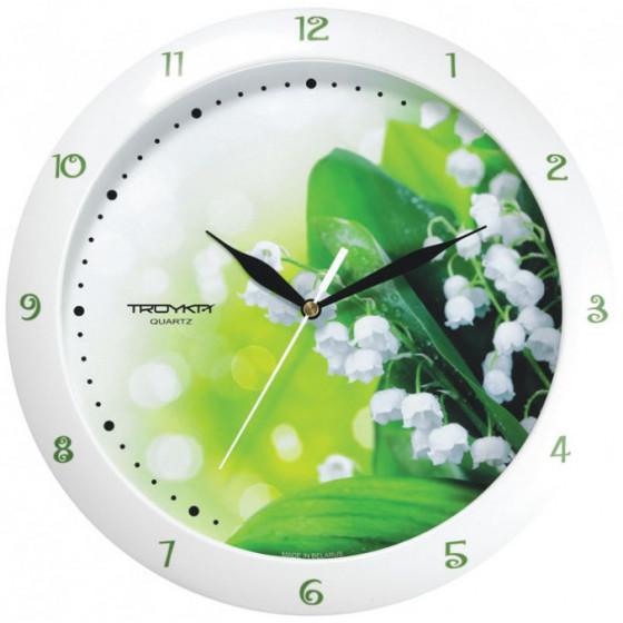 Настенные часы Troyka 11110137