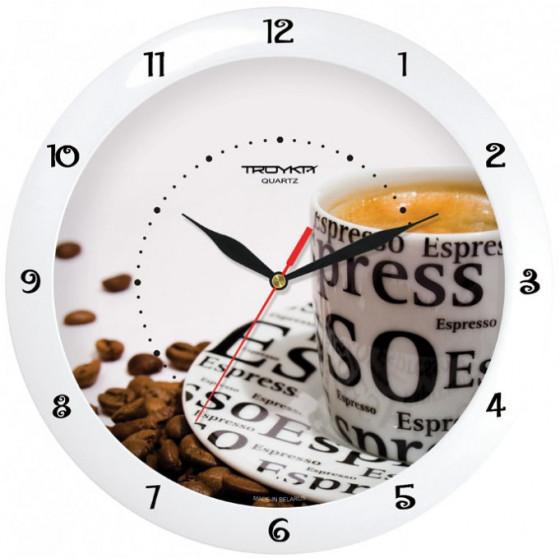 Настенные часы Troyka 11110143