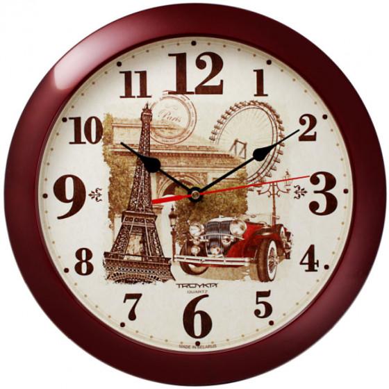 Настенные часы Troyka 11131134