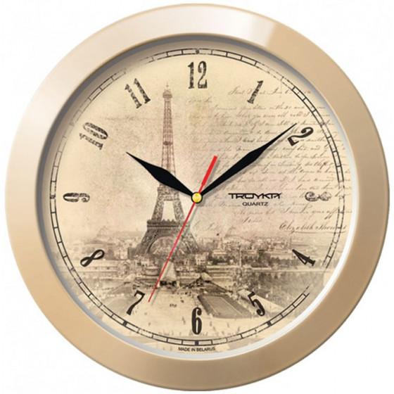 Настенные часы Troyka 11135152