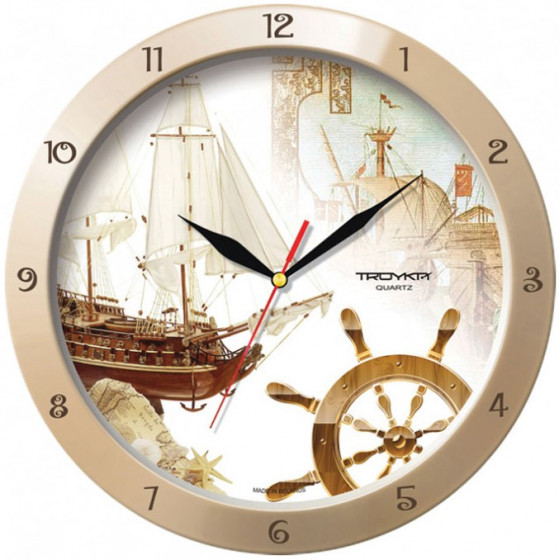 Настенные часы Troyka 11135172