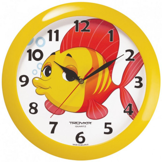 Настенные часы Troyka 11150104