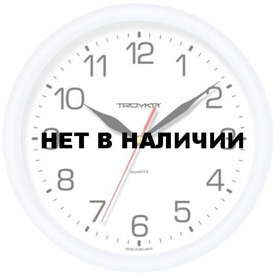 Настенные часы Troyka 21210213