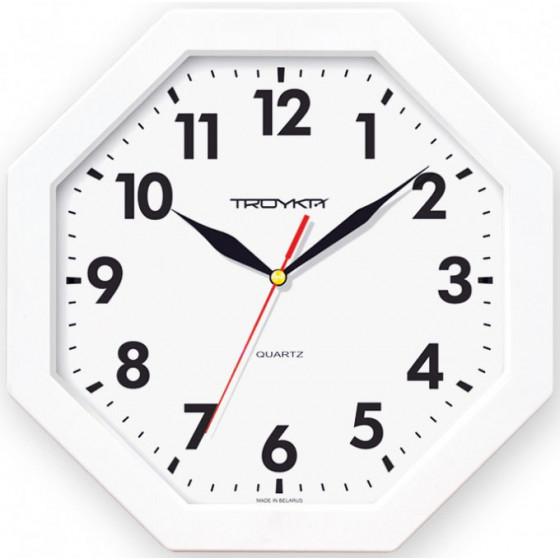 Настенные часы Troyka 41410418