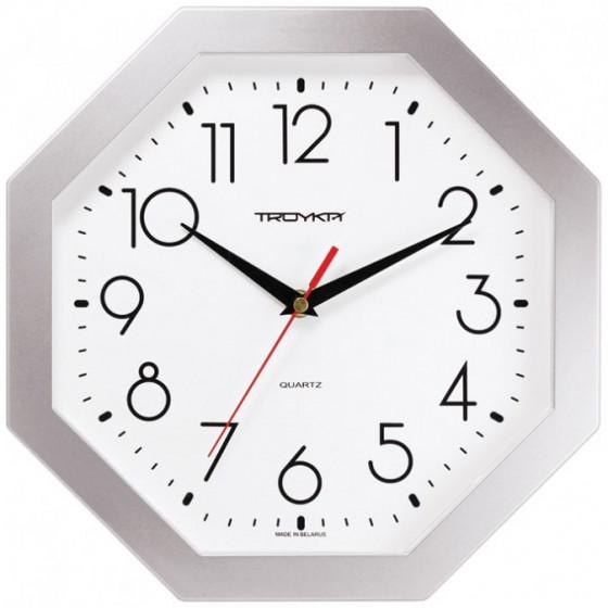Настенные часы Troyka 41470419