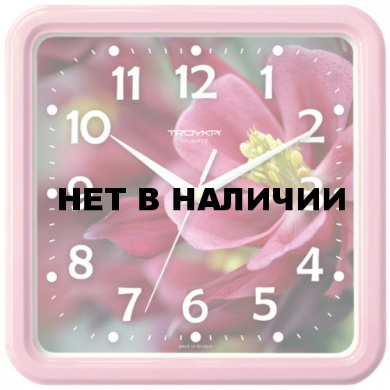 Настенные часы Troyka 81832838