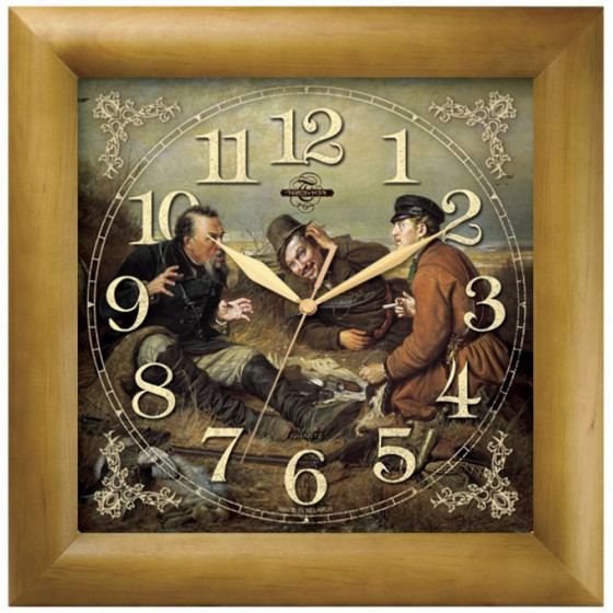 Настенные часы Troyka 81861839