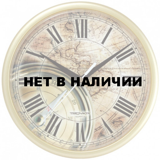 Настенные часы Troyka 91971926