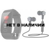 Фитнес браслет BandRate Smart SHQ11 Black-SET1
