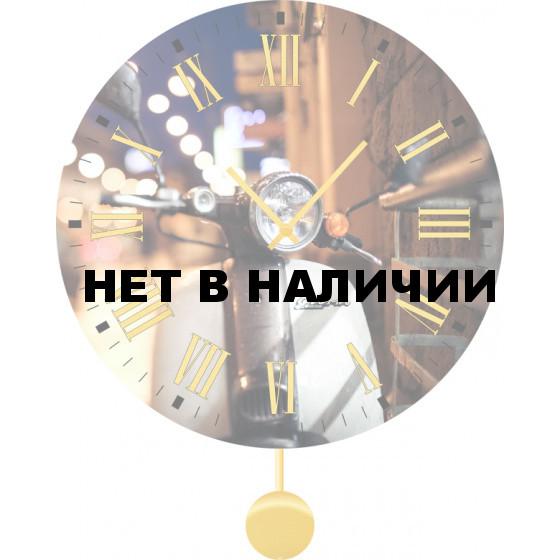 Настенные часы SvS 3012008