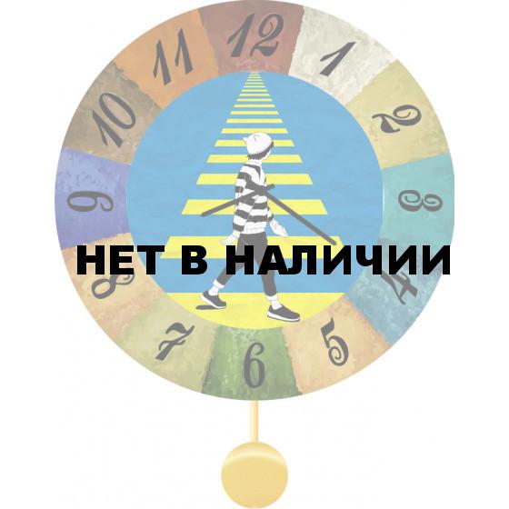 Настенные часы SvS 3012225