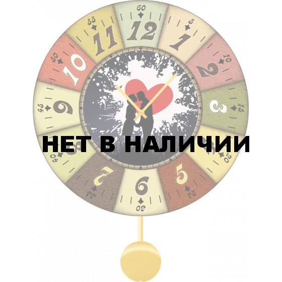 Настенные часы SvS 3012311