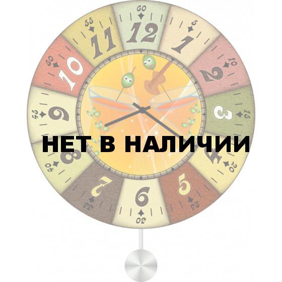 Настенные часы SvS 3012318