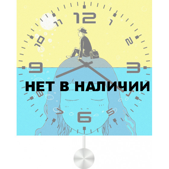 Настенные часы SvS 3012424