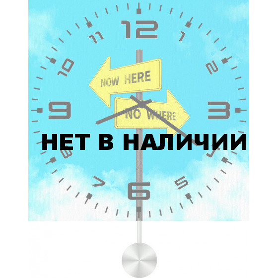 Настенные часы SvS 3012436