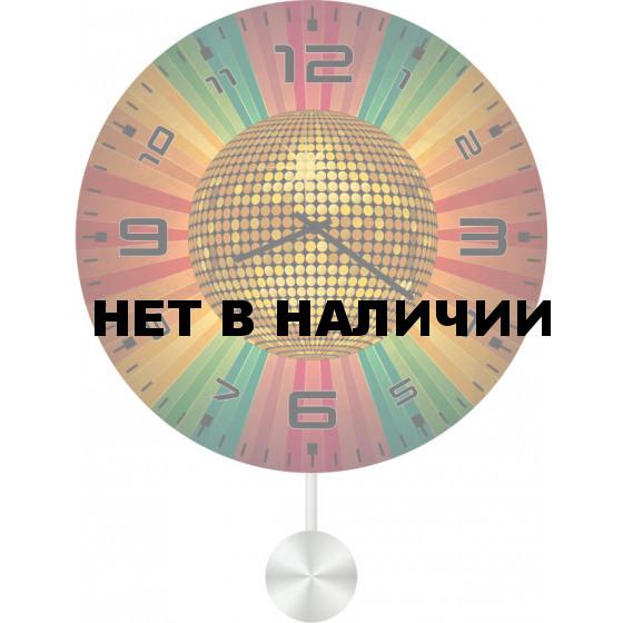 Настенные часы SvS 3012458
