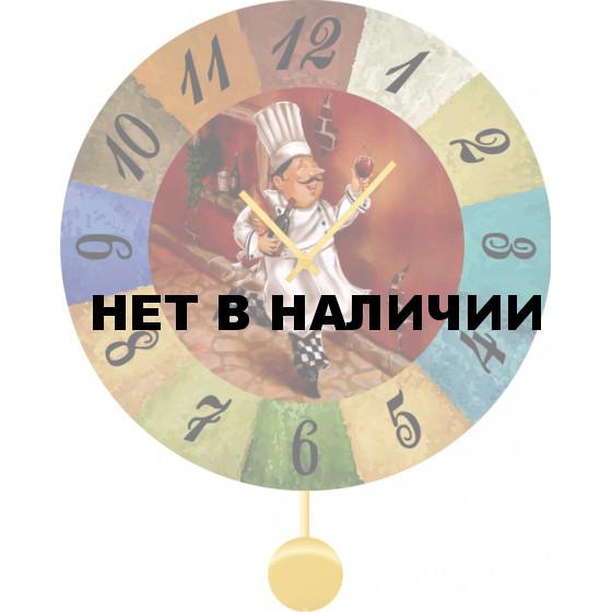 Настенные часы SvS 3012692