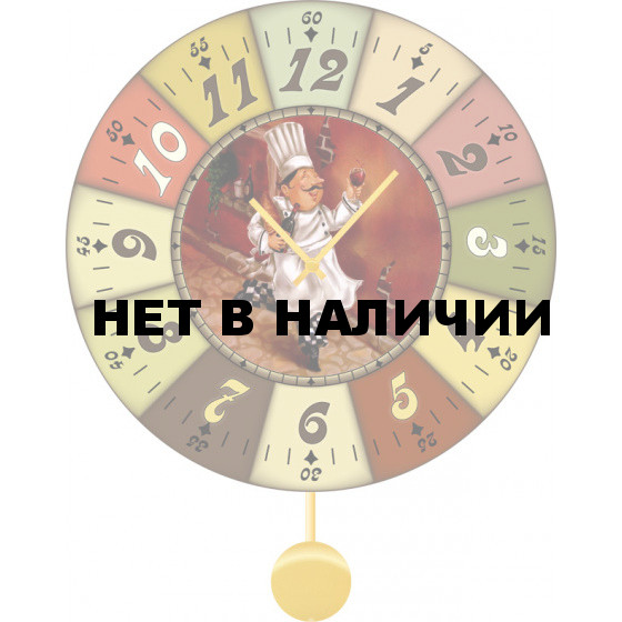 Настенные часы SvS 3012693