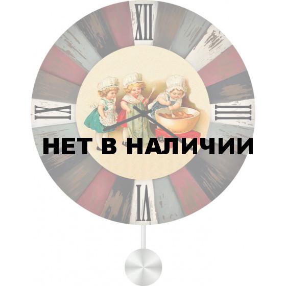 Настенные часы SvS 3012706