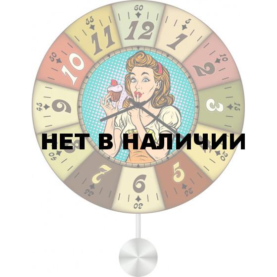 Настенные часы SvS 3012720