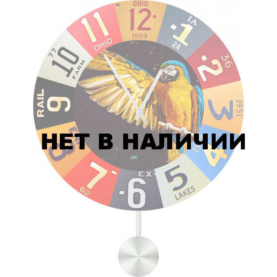 Настенные часы SvS 3012936