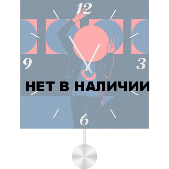 Настенные часы SvS 3511766