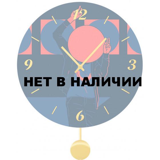 Настенные часы SvS 3511767