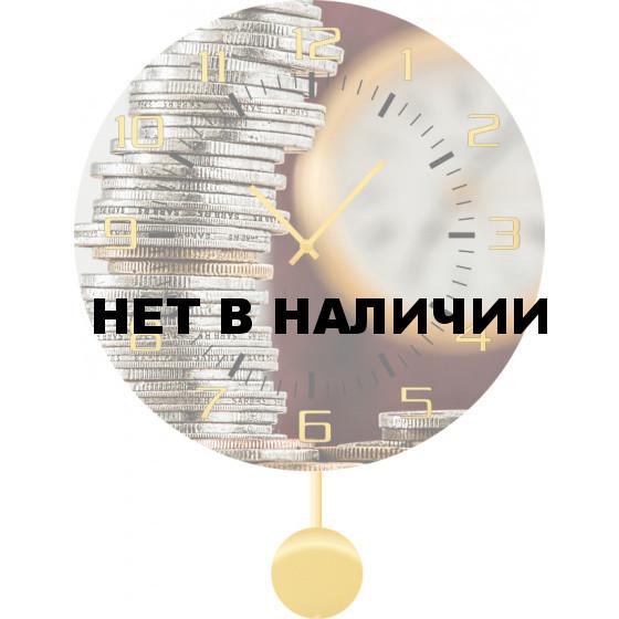 Настенные часы SvS 3511929