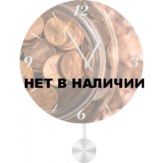 Настенные часы SvS 3511933