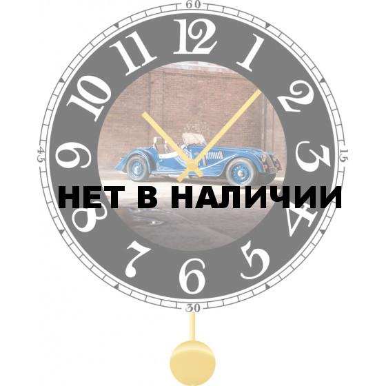 Настенные часы SvS 3512004