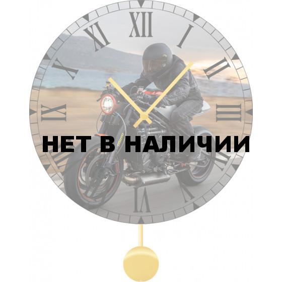 Настенные часы SvS 3512020