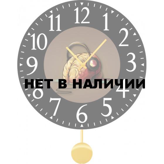 Настенные часы SvS 3512080