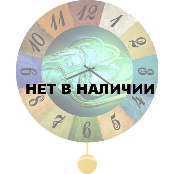 Настенные часы SvS 3512105