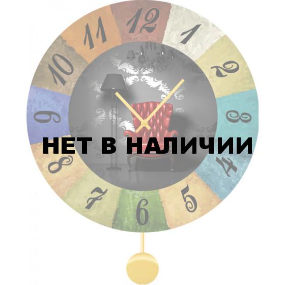Настенные часы SvS 3512111
