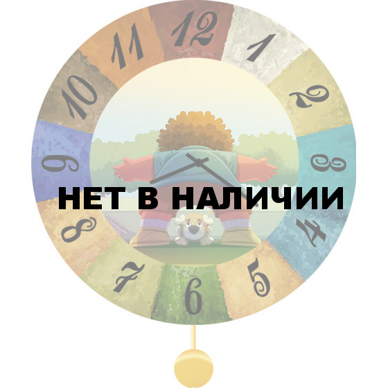 Настенные часы SvS 3512121