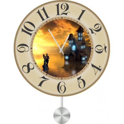 Настенные часы SvS 3512149