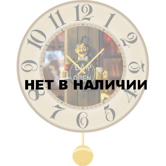 Настенные часы SvS 3512165