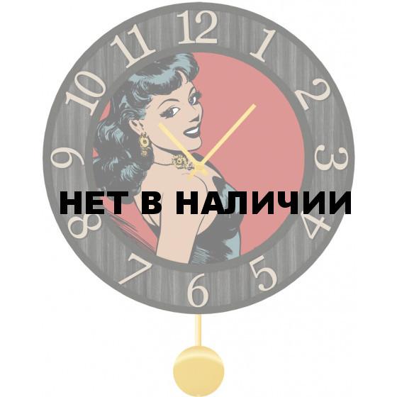 Настенные часы SvS 3512189