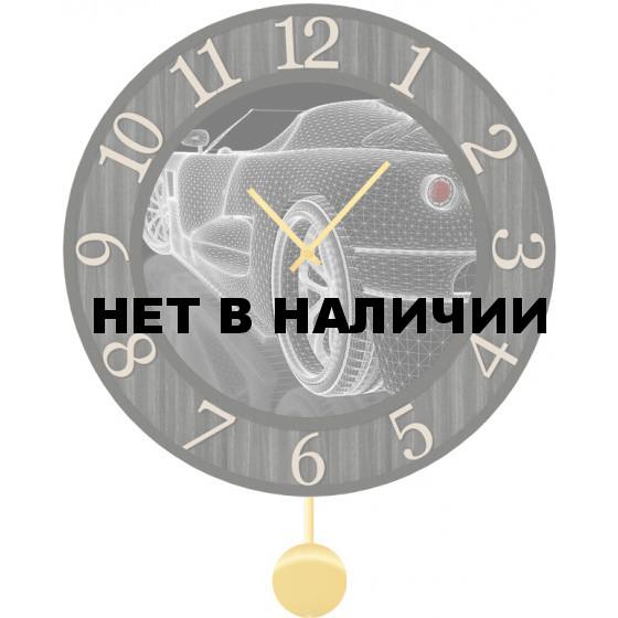 Настенные часы SvS 3512191