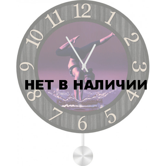 Настенные часы SvS 3512204