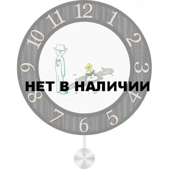 Настенные часы SvS 3512216