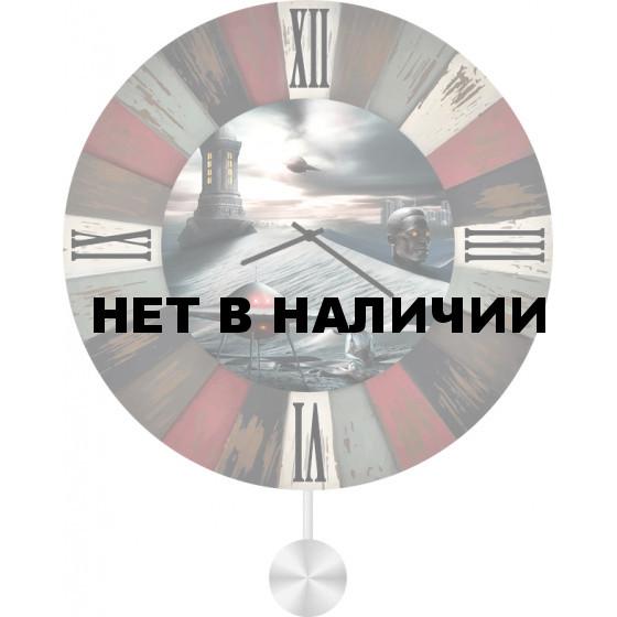 Настенные часы SvS 3512238