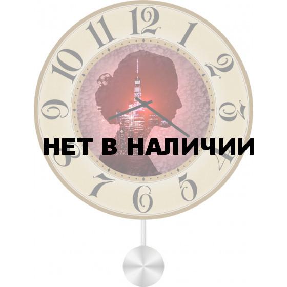 Настенные часы SvS 3512252