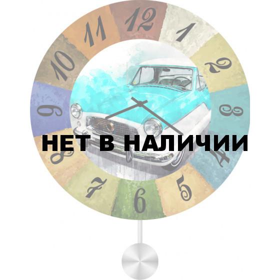Настенные часы SvS 3512273